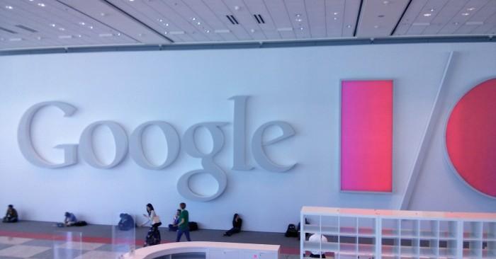 Google I/O 2013 Lobby